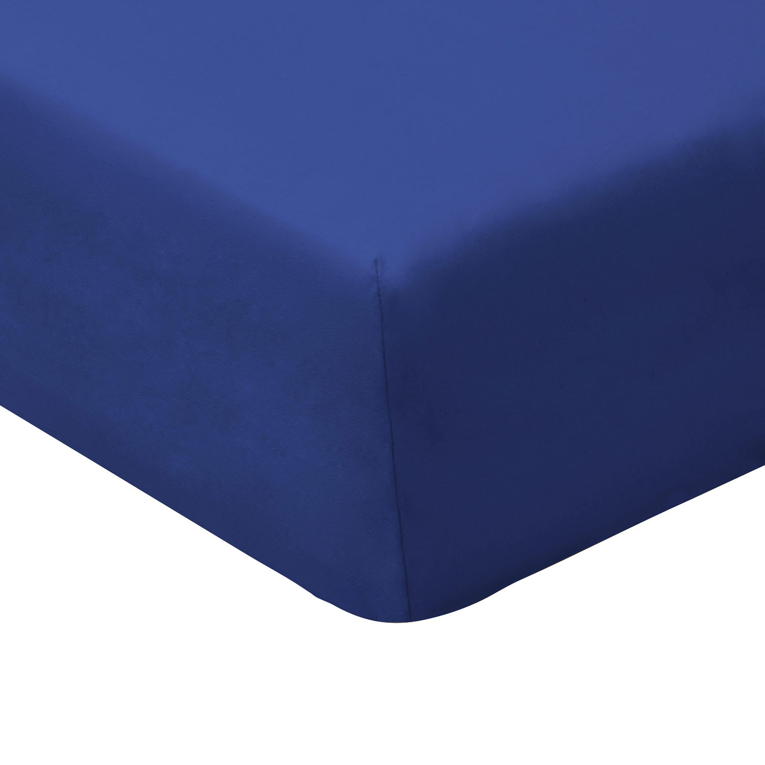 bio jersey elastik spannbetttuch f r wasserbetten royalblau. Black Bedroom Furniture Sets. Home Design Ideas