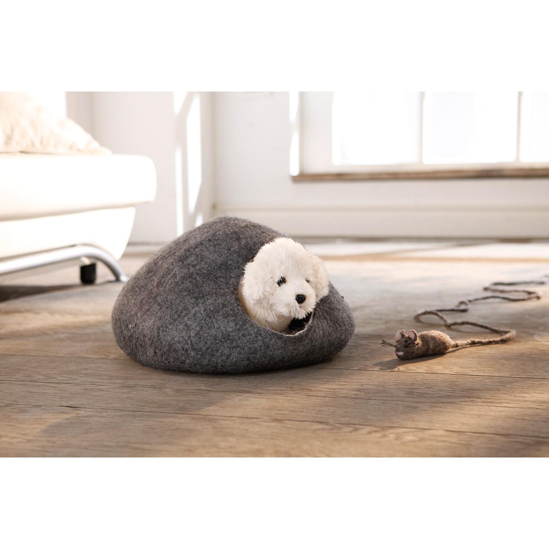 filz katzenh hle. Black Bedroom Furniture Sets. Home Design Ideas