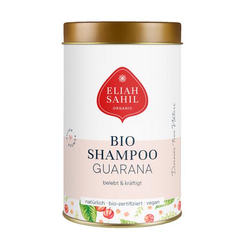 Bio Pulver-Shampoo Guarana, 100 g