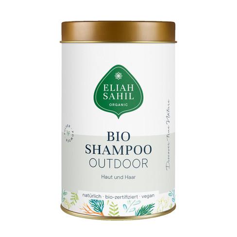Bio Pulver-Shampoo Outdoor, 100 g