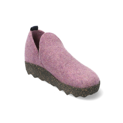 "Walk-Slipper ""City"", flieder"