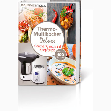 Buch: Thermo-Multikocher Deluxe