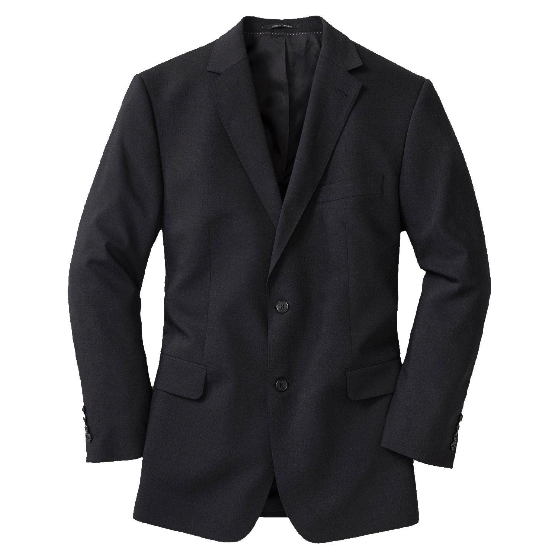 Maßgeschneidertes Anzug-Sakko OSLO, schwarz from Waschbär