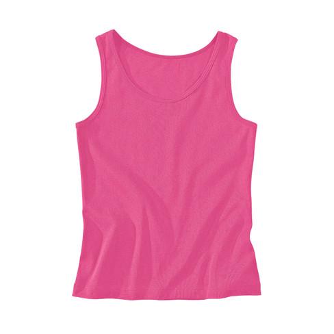 Trägertop aus Bio-Baumwolle, pink 36