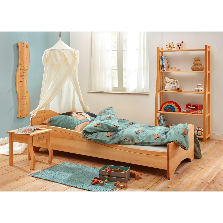 minib r bett welle. Black Bedroom Furniture Sets. Home Design Ideas