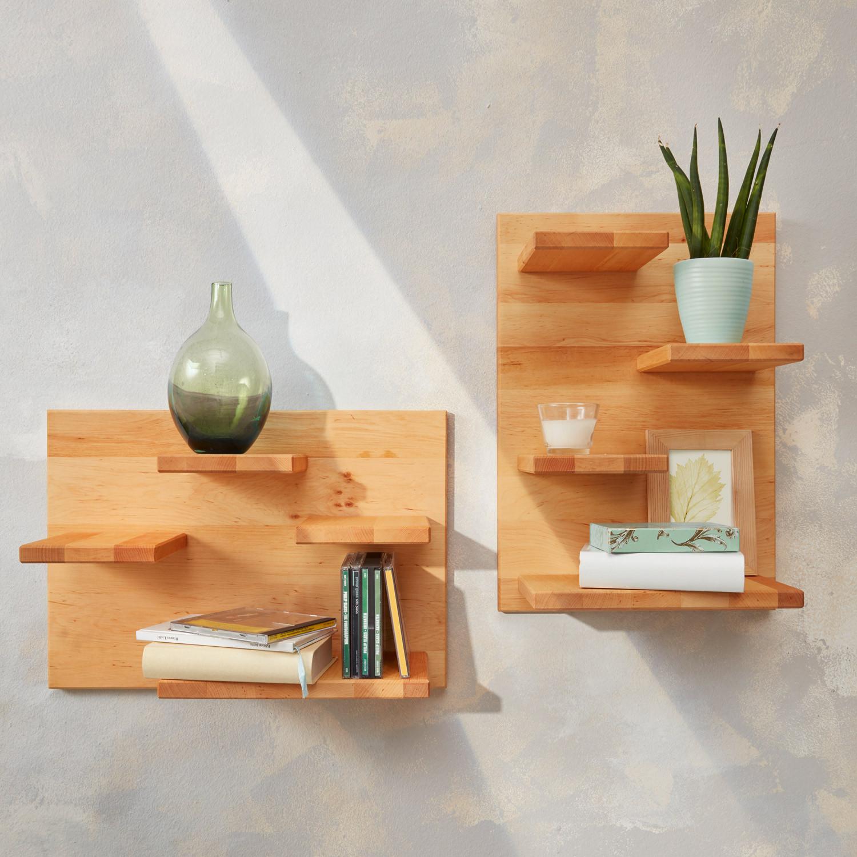 wandregal schmal. Black Bedroom Furniture Sets. Home Design Ideas