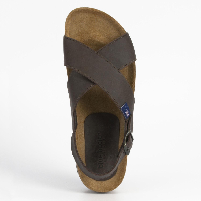 blue heeler sandale braun. Black Bedroom Furniture Sets. Home Design Ideas