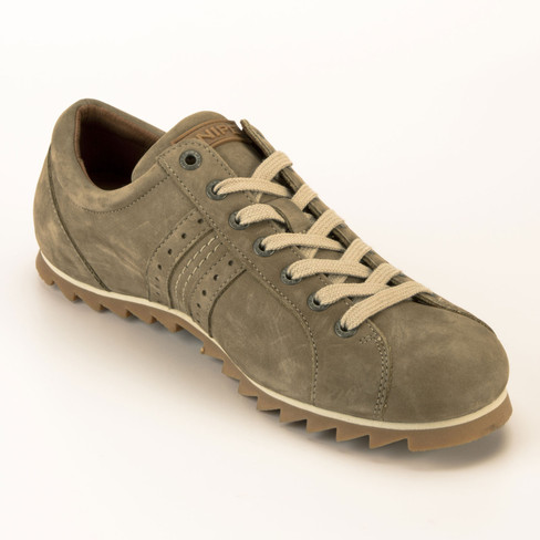 "Sneaker ""Ripple"", taupe"