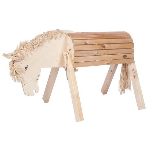 Holzpferd, Gartenpferd ´´Susi´´