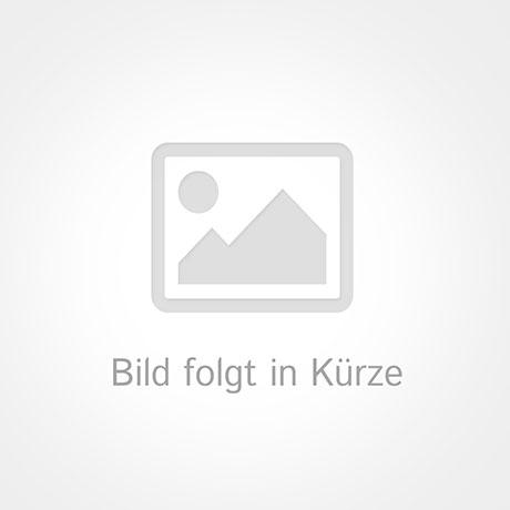 T-Shirt mit Rundhalsausschnitt aus Bio-Baumwolle, ziegelrot