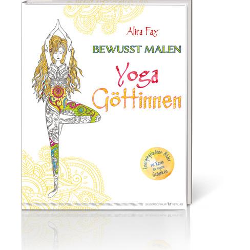Bewusst malen ? Yoga Göttinnen