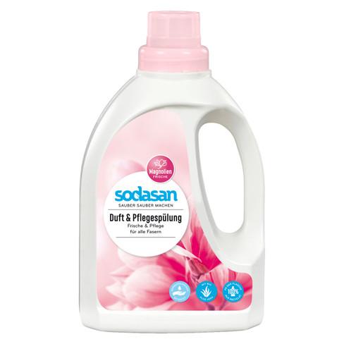 Duft- und Pflege Spülung mit Bio Aloe-Vera, 750 ml