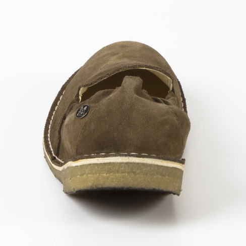 Slipper, camel