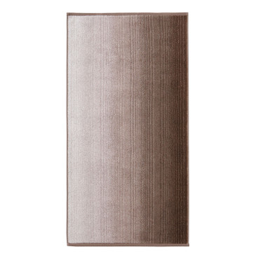 Bio-Duschtuch, taupe