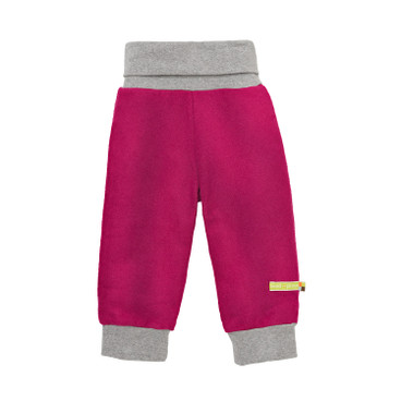 Fleece-Hose, pink