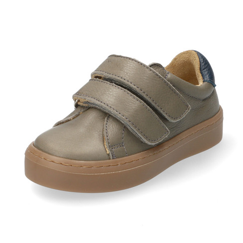 Klettschuh, taupe