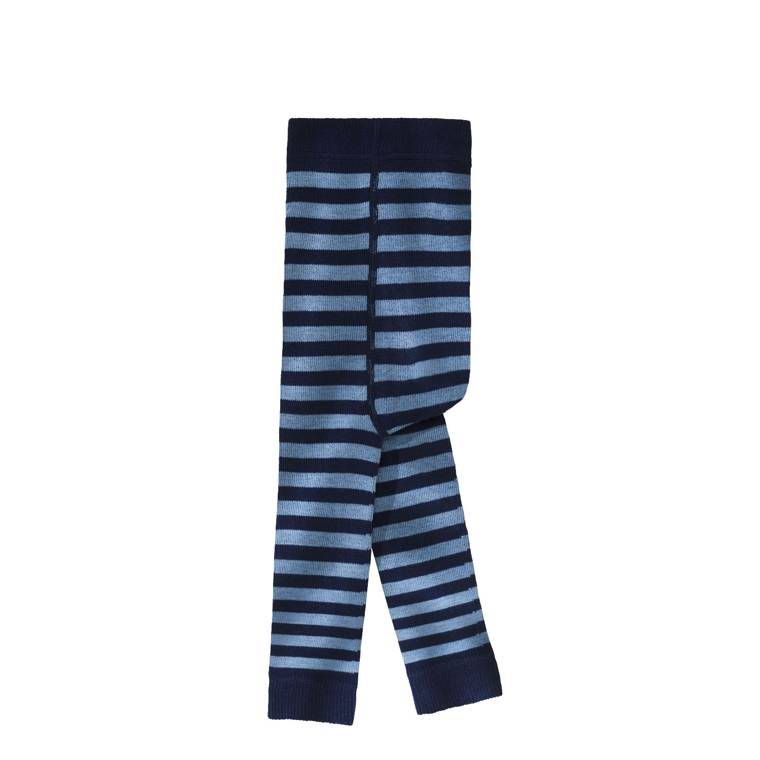 Baby-Ringelleggings, blau