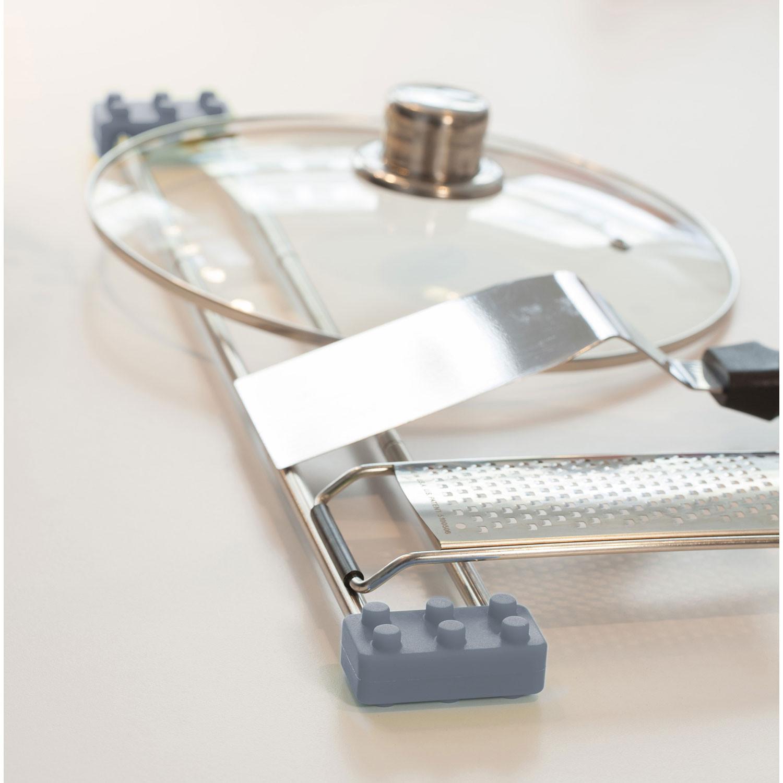 Abtropfhilfe drip.line für Küche & Bad