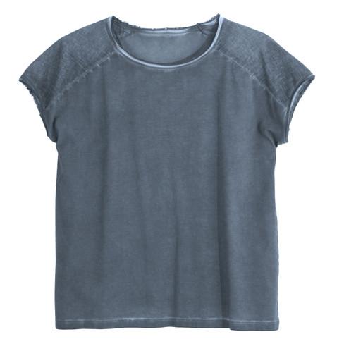 Groß Gaglow Angebote Shirt 1/2 Arm, rauchblau 44/46