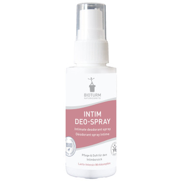 Bioturm Intim Deo Spray, 50 ml