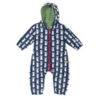 Baby-Outdooroverall, blau
