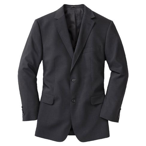Anzug-Sakko OSLO aus Bio-Merinowolle, anthrazit