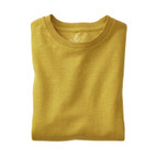 T-Shirt 1/2 Arm, safran