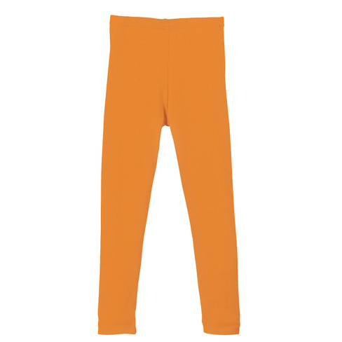 Ripp-Leggings stretchbequem, mango