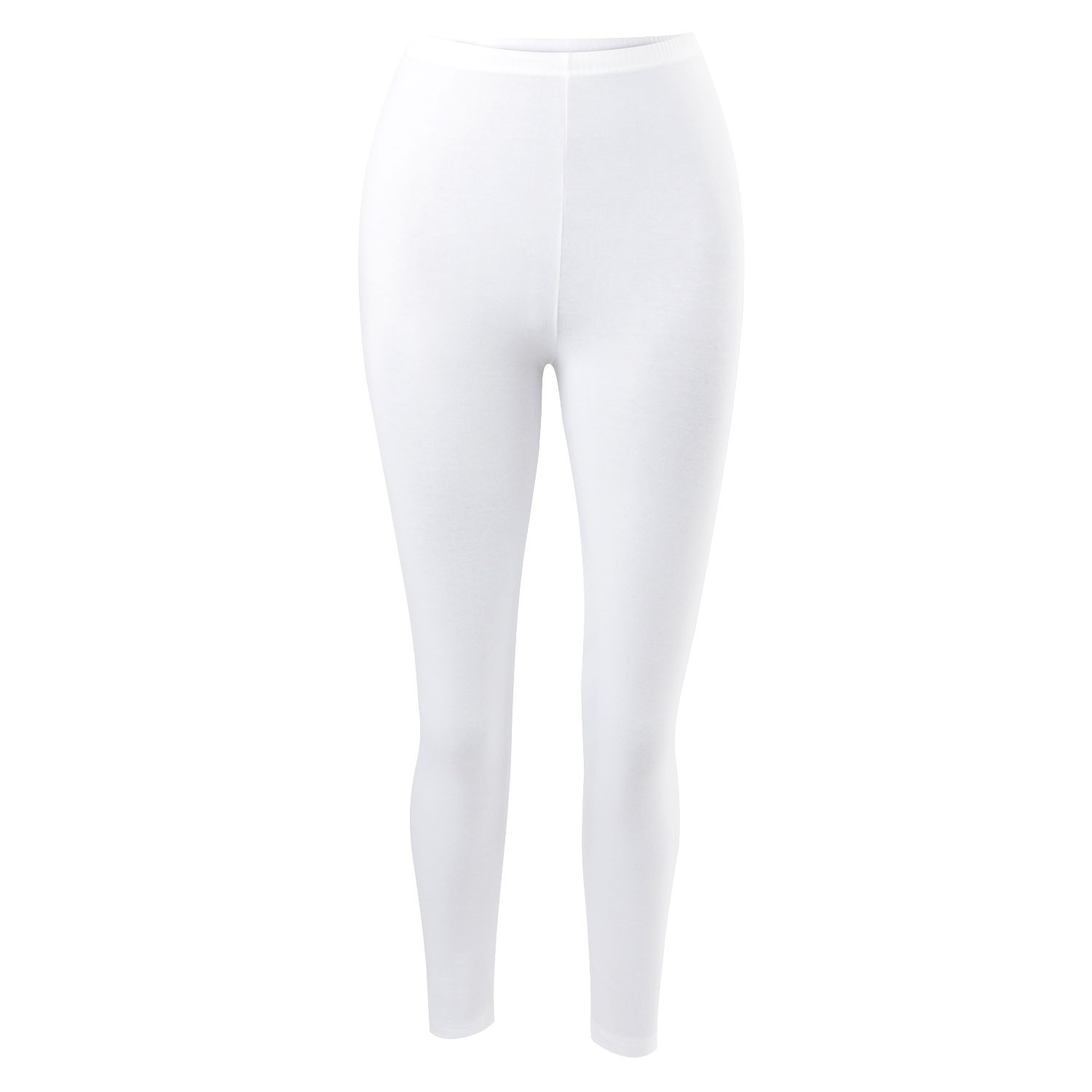 Leggings, weiß