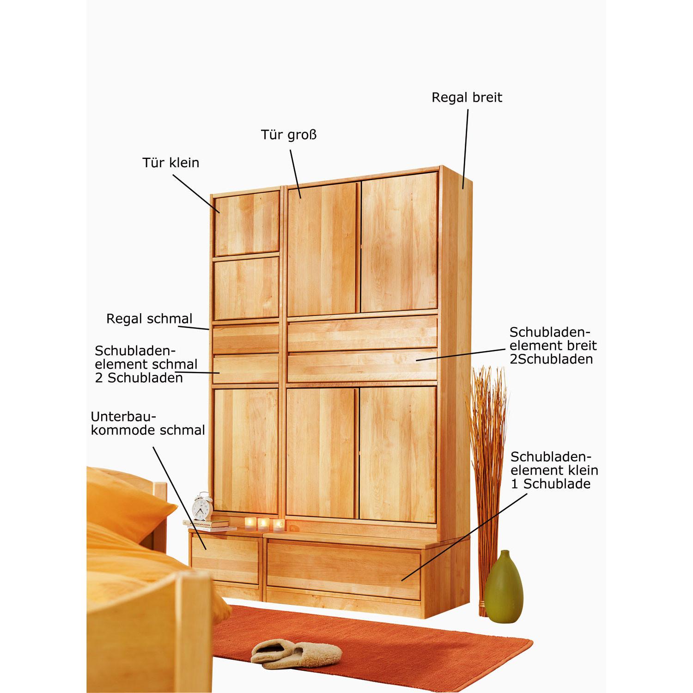 schubladenelement breit regal system raumwunder. Black Bedroom Furniture Sets. Home Design Ideas