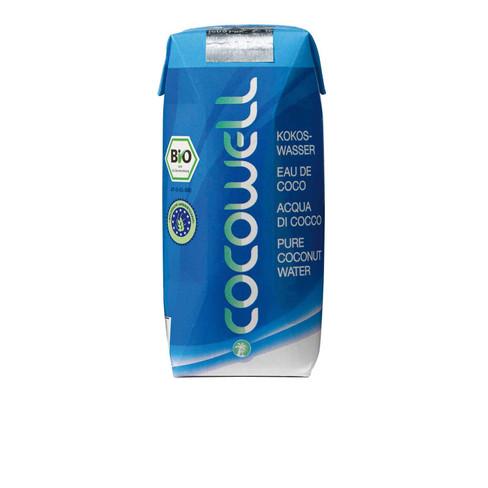 Kokoswasser Cocowell, Bio