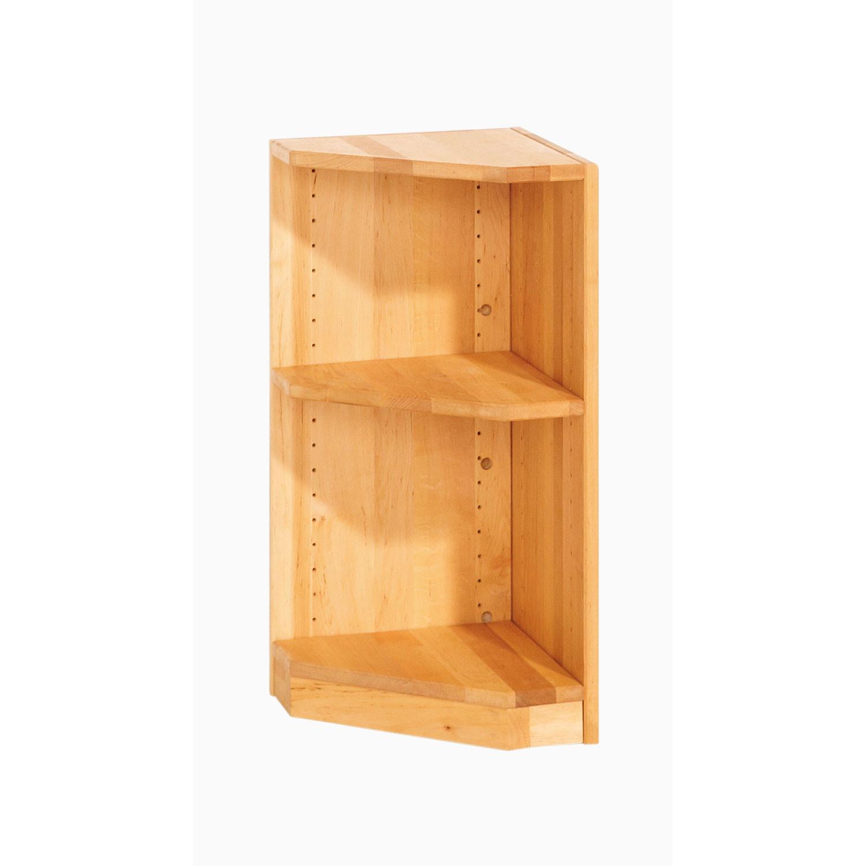 abschlussregal regal system aus erlenholz. Black Bedroom Furniture Sets. Home Design Ideas
