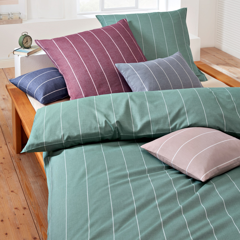 bio wende bettw sche programm doublefeeling satin biber salbei. Black Bedroom Furniture Sets. Home Design Ideas
