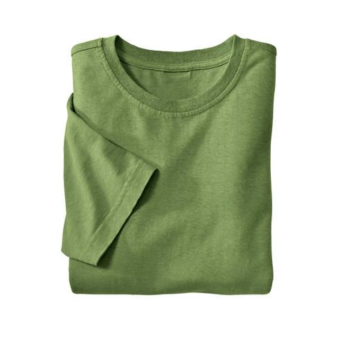 Kurzarm-Shirt, apfel XXL