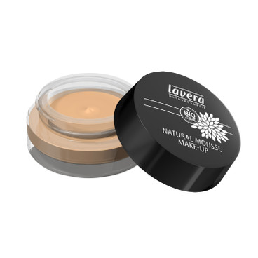 Natural Mousse Make-up - Honey 03, 15 g