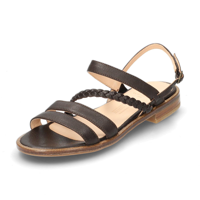 Sandale, mokka from Waschbär