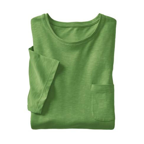 Flammgarn-Shirt, apfel XXL