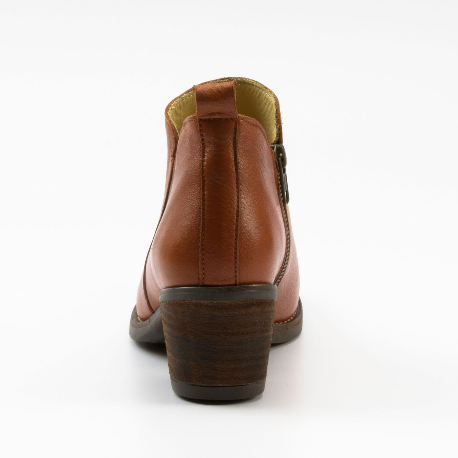 Bio-Ankle-Boot, cognac