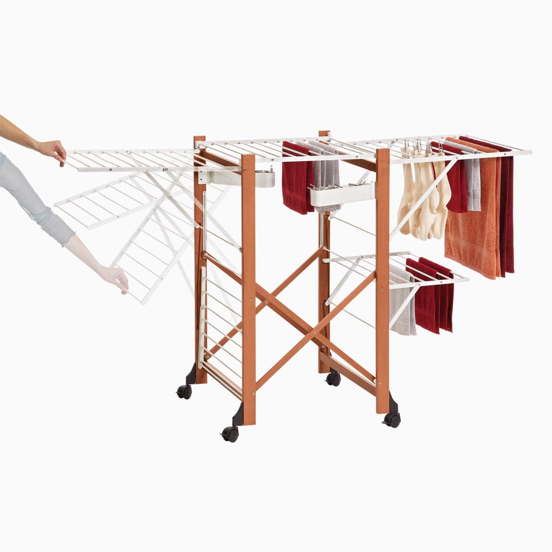 falt w schest nder aus buchenholz. Black Bedroom Furniture Sets. Home Design Ideas